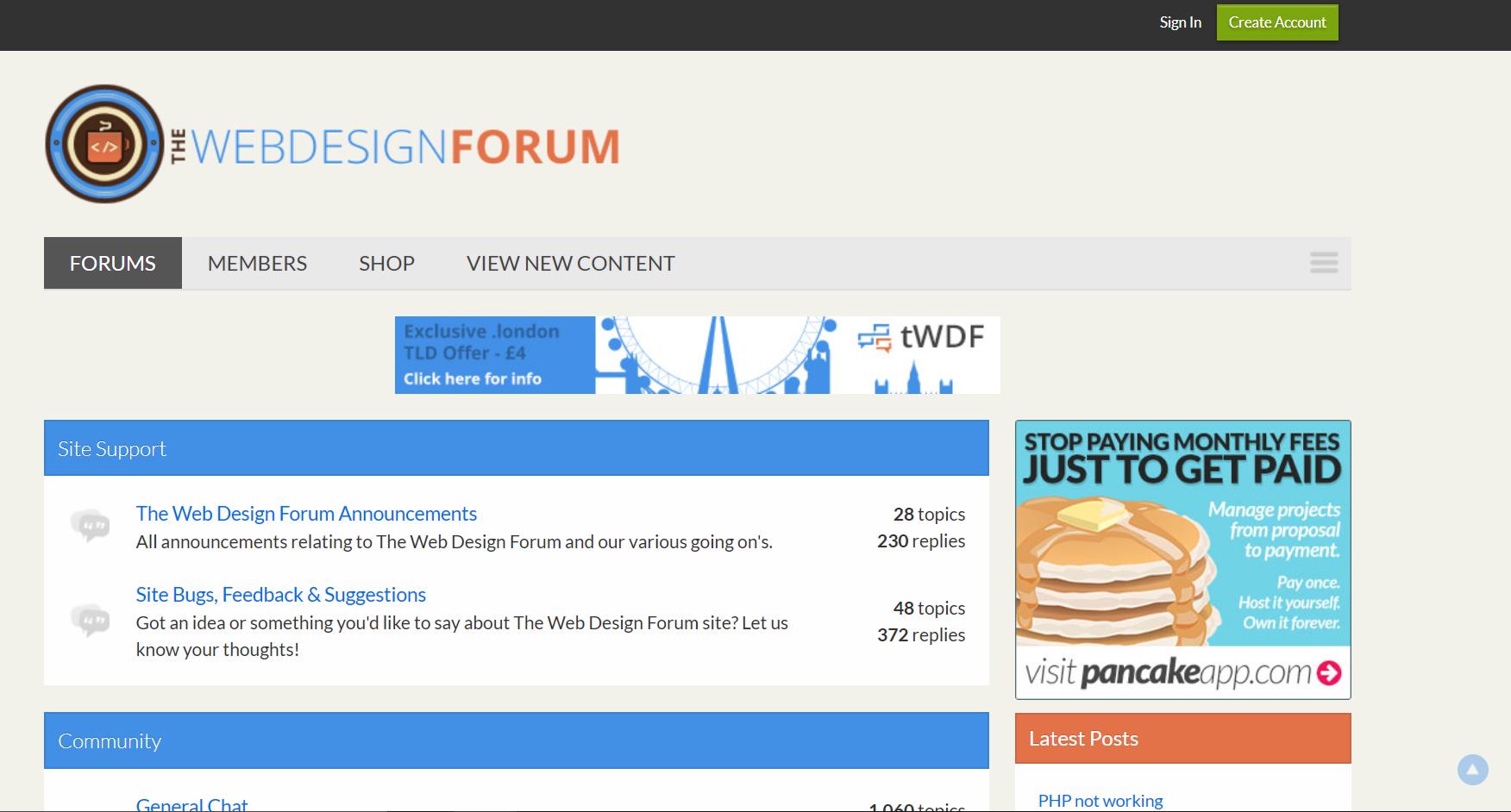Web Design Help Communities and Forums – Brandablr com