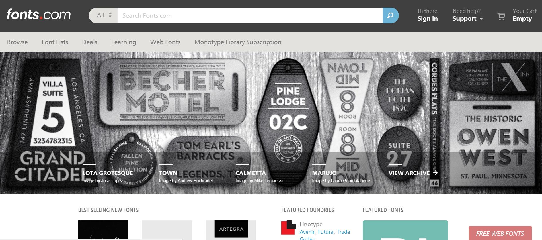 Typography and Fonts – Brandablr com