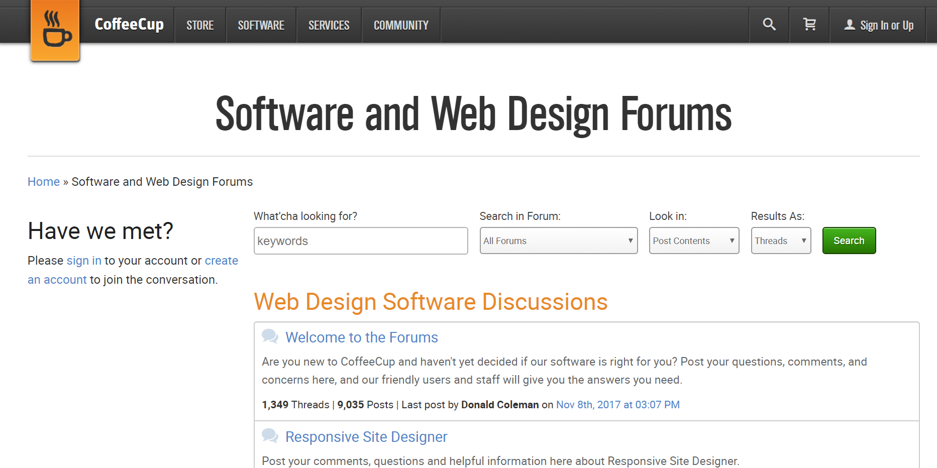 Web Design Help Communities and Forums – Brandablr.com