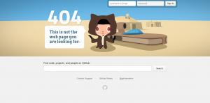 Github.com/404