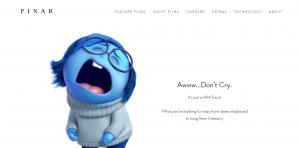 Pixar.com/404